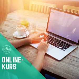 Aha Retreats Banner Online kurs