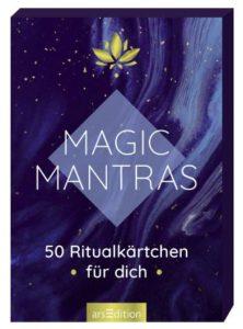 Magic Mantras-50 Ritualkärtchen für dich